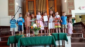 Children Sunday song