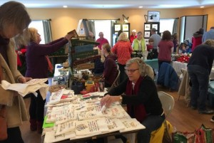 The annual DCC Holiday Craft Fair offers a wide variety of unique handcrafted gifts, jewelry, Christmas decorations and so much more.